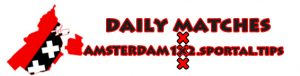 Amstardam1x2 Daily Fixed Matches